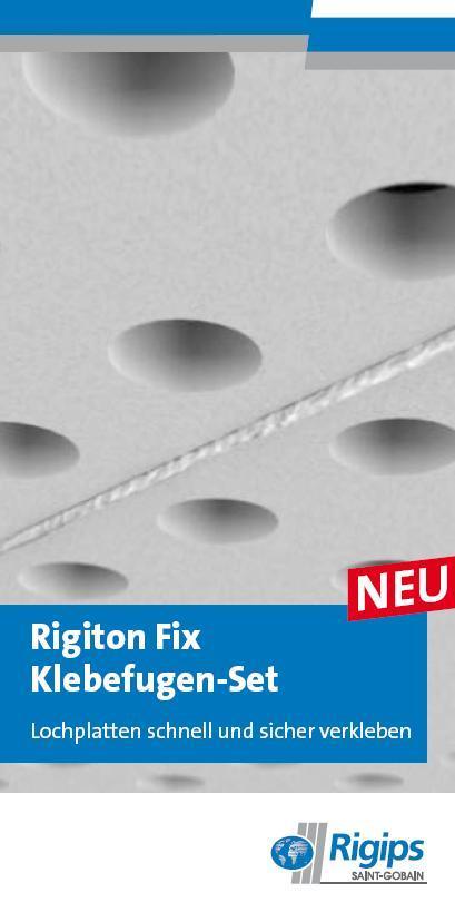 Rigiton Fix Klebefugen Set