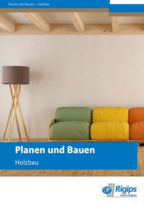 rigips pr sentiert neue planungsunterlage planen und bauen holzbau. Black Bedroom Furniture Sets. Home Design Ideas