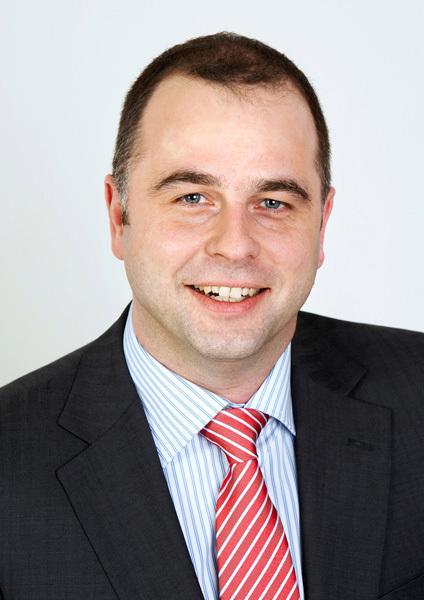 Vertriebsleiter Andreas Heidrich