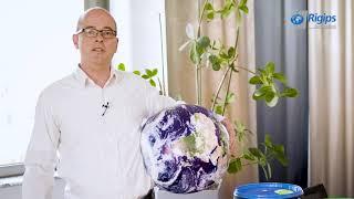 Rigips ProMix Fertigspachtel im neuen Recyclingeimer