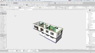 Rigips BIM Lösung ArchiCAD