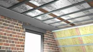 Rigips Dachgeschossausbau – Dachschrägen beplanken