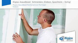 Rigips AquaBead Kantenschutz