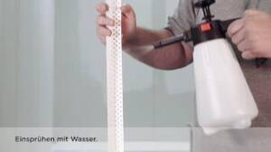 Rigips AquaBead Flex PRO - Der flexible Kantenschutz von der Rolle.