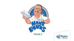 "Rigips präsentiert: ""Hans kann's"" Folge 2"